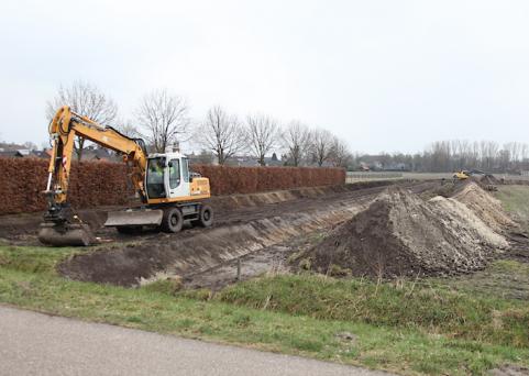 Aanleg Groene Buffer te Nederweert-Eind | Herman Kessels BV